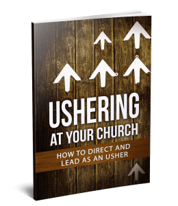church usher training manual
