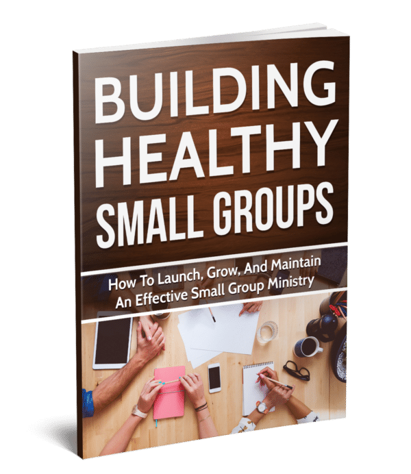 Building Healthy Small Groups Bundle #3